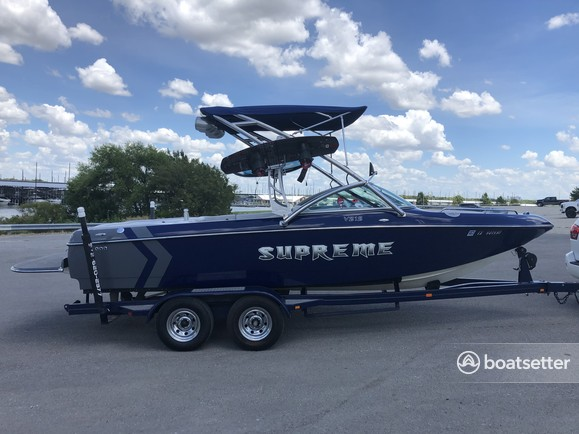 Rent a Supra by Skiers Choice ski and wakeboard in Lewisville, TX near me
