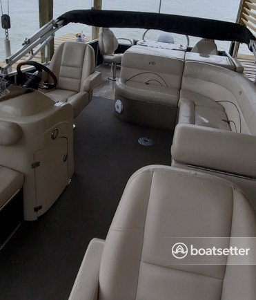 Rent a Avalon Pontoons 22' A Fish N Cruise in Livingston ...