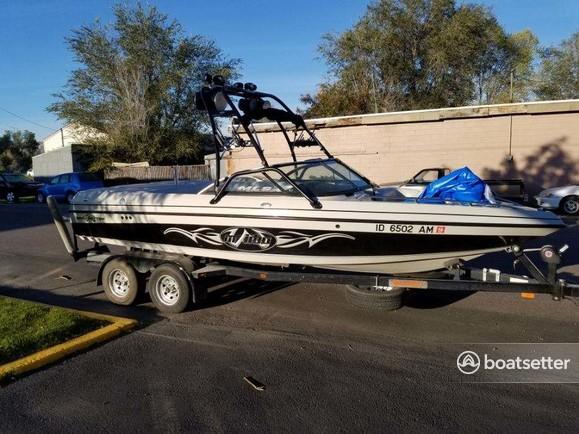 Rent a Malibu Boats ski and wakeboard in Boise, ID near me