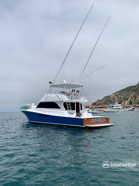 Rent a Viking Yacht saltwater fishing in Newport Beach, CA near me