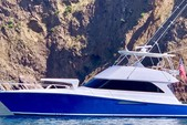 56 ft. Viking Yacht 55 Convertible Saltwater Fishing Boat Rental Los Angeles Image 5