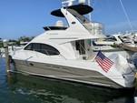 52 ft. Sea Ray Boats 52 Sedan Bridge Cruiser Boat Rental Miami Image 21