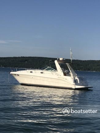 Rent a Sea Ray Boats cruiser in Elk Rapids, MI near me