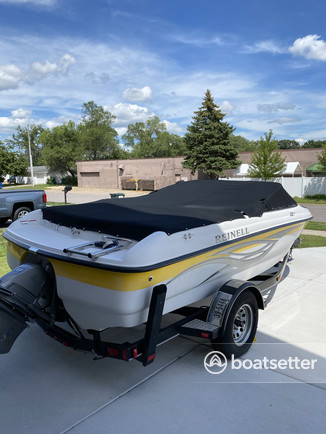 Rent a Reinell by Kal Kustom ski and wakeboard in Spring Lake Park, MN near me