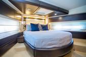 70 ft. Azimut Flybridge Motor Yacht Boat Rental Miami Image 3