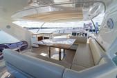 70 ft. Azimut Flybridge Motor Yacht Boat Rental Miami Image 16