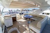 70 ft. Azimut Flybridge Motor Yacht Boat Rental Miami Image 17