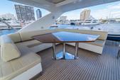 70 ft. Azimut Flybridge Motor Yacht Boat Rental Miami Image 15