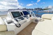 70 ft. Azimut Flybridge Motor Yacht Boat Rental Miami Image 20