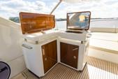 70 ft. Azimut Flybridge Motor Yacht Boat Rental Miami Image 19