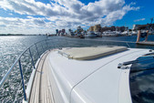 70 ft. Azimut Flybridge Motor Yacht Boat Rental Miami Image 23