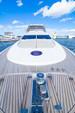 70 ft. Azimut Flybridge Motor Yacht Boat Rental Miami Image 24