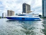 70 ft. Azimut Flybridge Motor Yacht Boat Rental Miami Image 27