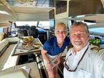 70 ft. Azimut Flybridge Motor Yacht Boat Rental Miami Image 31