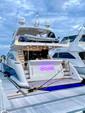 70 ft. Azimut Flybridge Motor Yacht Boat Rental Miami Image 34