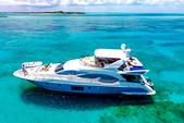 70 ft. Azimut Flybridge Motor Yacht Boat Rental Miami Image 42