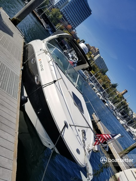 Rent a Chaparral Boats cruiser in Tacoma, WA near me