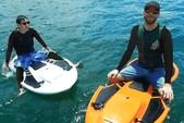 18 ft. VIP 183 Fish & Ski Fish And Ski Boat Rental Austin Image 7