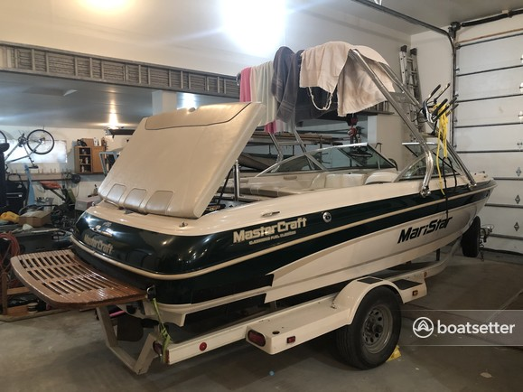 Rent a MasterCraft Boats ski and wakeboard in Chelan, WA near me