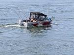 18 ft. Smoker Craft 18 Phantom Aluminum Fishing Boat Rental Seattle-Puget Sound Image 3