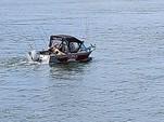 18 ft. Smoker Craft 18 Phantom Aluminum Fishing Boat Rental Seattle-Puget Sound Image 22