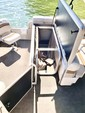 22 ft. SunCatcher/G3 Boats LX22 Fish & Cruise w/115 HP & Trlr Pontoon Boat Rental Charlotte Image 3