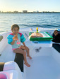 20 ft. 2017 TAHOE 1950 Deck Boat Boat Rental Miami Image 5