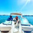 28 ft. Chaparral Boats 276 ssi Cruiser Boat Rental Los Angeles Image 3