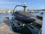 19 ft. Yamaha AR190  Bow Rider Boat Rental San Francisco Image 5