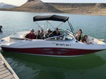 20 ft. Sea Ray Boats 185 Sport BR  Bow Rider Boat Rental Las Vegas-Lake Havasu Image 31