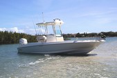24 ft. Boston Whaler 240 Dauntless w/300XL L6 DTS Verado  Center Console Boat Rental Daytona Beach  Image 3