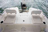 24 ft. Boston Whaler 240 Dauntless w/300XL L6 DTS Verado  Center Console Boat Rental Daytona Beach  Image 7