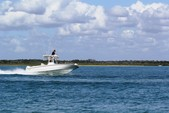 24 ft. Boston Whaler 240 Dauntless w/300XL L6 DTS Verado  Center Console Boat Rental Daytona Beach  Image 9