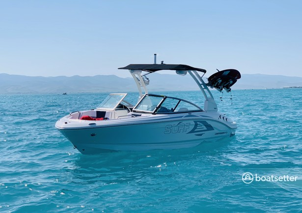 Rent a chaparral boats ski and wakeboard in Spanish Fork, UT near me