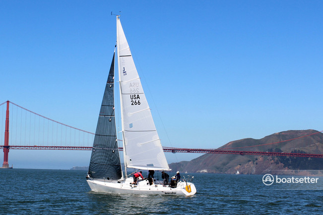 Rent a J Boats performance in San Francisco, CA near me