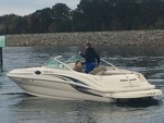 26 ft. Sea Ray Boats 240 Sundeck Bow Rider Boat Rental Charlotte Image 3