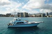 74 ft. Striker Yachts 70' Sportfisherman Offshore Sport Fishing Boat Rental Hawaii Image 5