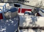 22 ft. Sun Tracker by Tracker Marine Fishin' Barge 20 DLX w/90ELPT 4-S Pontoon Boat Rental Sacramento Image 4