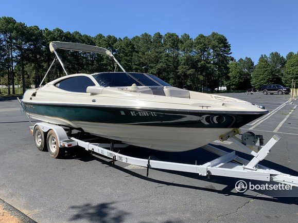 Rent a Regal Boats bow rider in Mooresville, NC near me