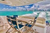 29 ft. 63' Sunseeker Flybridge Boat Rental Miami Image 4