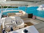 29 ft. 63' Sunseeker Flybridge Boat Rental Miami Image 5
