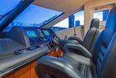 29 ft. 63' Sunseeker Flybridge Boat Rental Miami Image 9