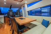 29 ft. 63' Sunseeker Flybridge Boat Rental Miami Image 8