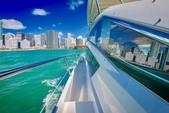 29 ft. 63' Sunseeker Flybridge Boat Rental Miami Image 13