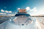 65 ft. Sea Ray Boats L650 Flybridge Boat Rental Miami Image 3