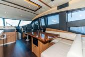 65 ft. Sea Ray Boats L650 Flybridge Boat Rental Miami Image 5