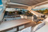 65 ft. Sea Ray Boats L650 Flybridge Boat Rental Miami Image 4