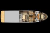 65 ft. Sea Ray Boats L650 Flybridge Boat Rental Miami Image 11