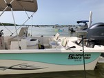 25 ft. Carolina Skiff 258 DLV Center Console Boat Rental Tampa Image 8