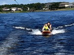 22 ft. Axis Wake Research T22  Ski And Wakeboard Boat Rental Orlando-Lakeland Image 8